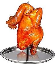 LOPADE Bbq Stand Chicken Holder Bbq Accessories