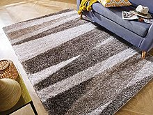 - Lord of Rugs - Modern Deep Pile Boardwalk Thick
