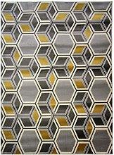 Lord of Rugs Modern Geometric Design Multi Colours