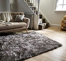 - Lord of Rugs - Modern Super Soft Deep Pile Thick