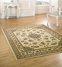 Lord of Rugs Quality Traditional Classic Beige