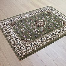 Lord of Rugs Quality Traditional Classic Green