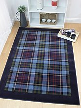 Lord of Rugs Quality Traditional Tartan Design