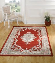 Lord of Rugs Quality Wool Oriental Traditional