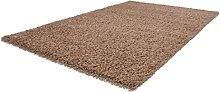 Lord of Rugs SOFT THICK BEIGE SHAGGY RUG 8 120 x