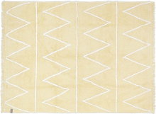 Lorena Canals Cotton Rug - Hippy - Yellow