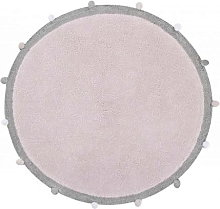 Lorena Canals Round Cotton Rug - Bubbly - Soft