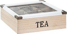 Lorene Tea Storage Box Brambly Cottage