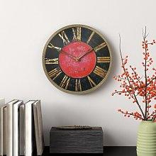 Loring Wall Clock Borough Wharf