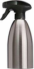 Lorsoul 500ml Oil Sprayer Stainless Steel Mister