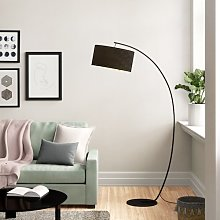 Lottie 183cm Arched Floor Lamp Zipcode Design