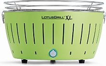 Lotusgrill XL (Lime Green) The Smoke-free Charcoal