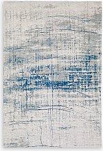 Louis De Poortere Bronx Azurite Rug, Blue