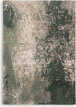 Louis De Poortere Cracks Dark Pine Rug