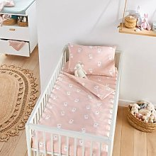 Louisa Cotton Baby's Bedding Set by La Redoute