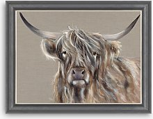 Louise Luton - 'Stornaway' Highland Cow