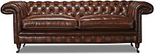 Louisville 3 Seater Chesterfield Sofa Rosalind