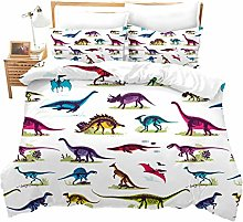 Loussiesd Boys Kids Duvet Cover Set King Size