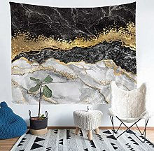 Loussiesd Marble Print Tapestries for Girls Boys