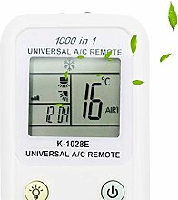 Loutoc K-1028E Universal Air Conditioner Remote