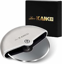 Love-KANKEI Pizza Cutter, Pizza Slicer Stainless