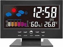 Love lamp Weather Station Alarm Clock Hygrometer