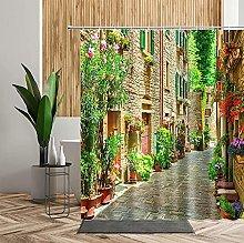 lovedomi Greek Mediterranean architecture shower