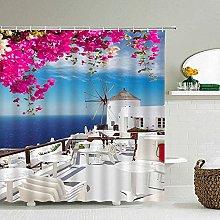 lovedomi Rural Style Greek Architecture Shower