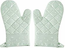 Lovejoy Store 2Pcs Insulated Oven Gloves, 356°F