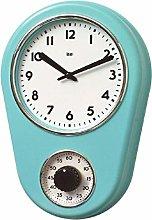 LOVELONG Kitchen Timer Wall Clock