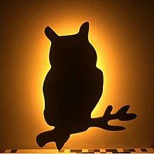 Lovely Animal Wall Light Acrylic LED Wall Lamp