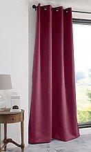 Lovely Casa Blackout Curtain 135 x 250 cm Plain