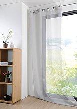 Lovely Casa Monna Curtain, Polyester, polyester,