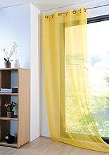 Lovely Casa Monna Polyester Curtain 140x