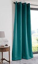 Lovely Casa Notte Blackout Curtain, Polyester,