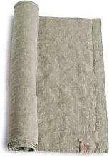 Lovely Linen - 100% Linen Table Runner in Avocado