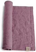 Lovely Linen - 100% Linen Table Runner in Old Rose