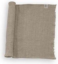 Lovely Linen - Raw Rustic 100% linen table runner