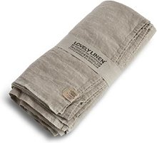 Lovely Linen - Table Cloth in Natural (Size M) -