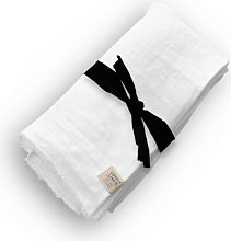 Lovely Linen Tablecloth - Rustic Raw 175 x 300 -