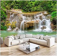 Lovemq 3D Photo Wallpaper Home Decor Waterfall