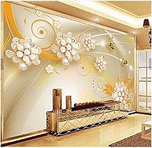 Lovemq Mural Wallpaper for Walls Roll Diamond