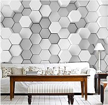 Lovemq Photo Wall Paper 3D Stereoscopic Geometric