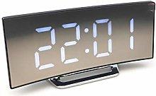 LovePlz Alarm Clock - Bedroom Large Number Digital