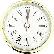 LovePlz Roman Numeral Quartz Clock Inserts with