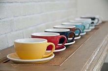Loveramics Egg 300ml Café Latte Cup Brown