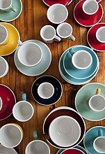 Loveramics Egg 80ml Espresso Cup Brown