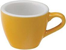 Loveramics Egg 80ml Espresso Cup Yellow