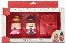 Lovers Valentines Anniversary Couple's Ceramic