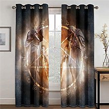 LOVEXOO Blackout Curtains for Bedroom